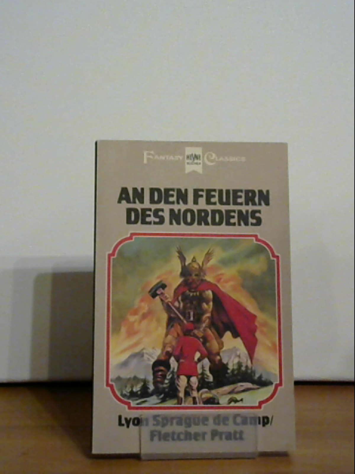 An den Feuern des Nordens. ( Harold Sheas Abenteuer, 1).