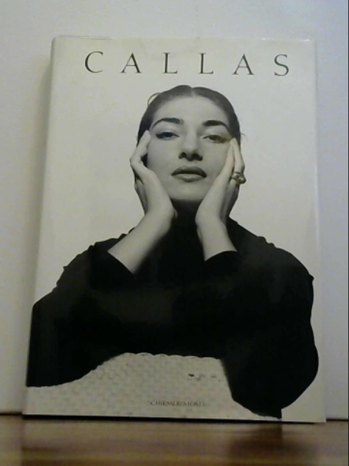 Callas - Gesichter eines Mediums Csampai, Attila - Attila Csampai